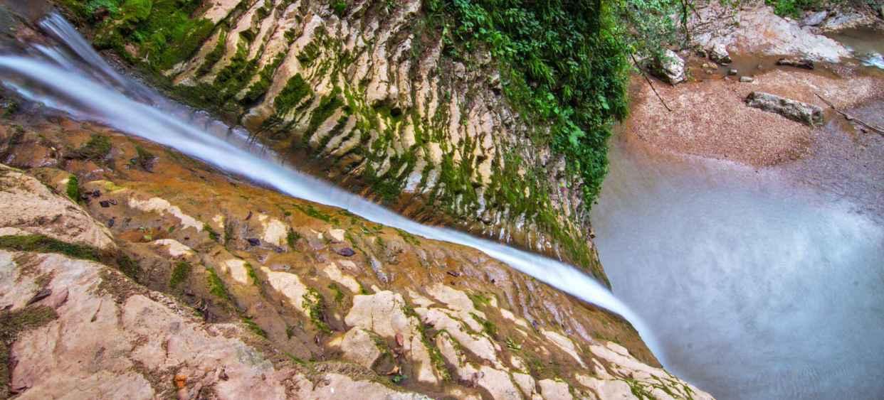 Водопады Руфабго : Самые красивые места в приложении TopTripTip