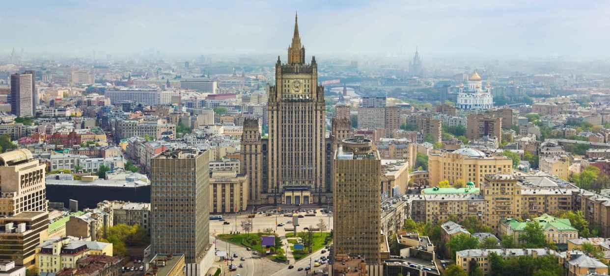 Сталинские высотки : исторические места с приложением TopTripTip