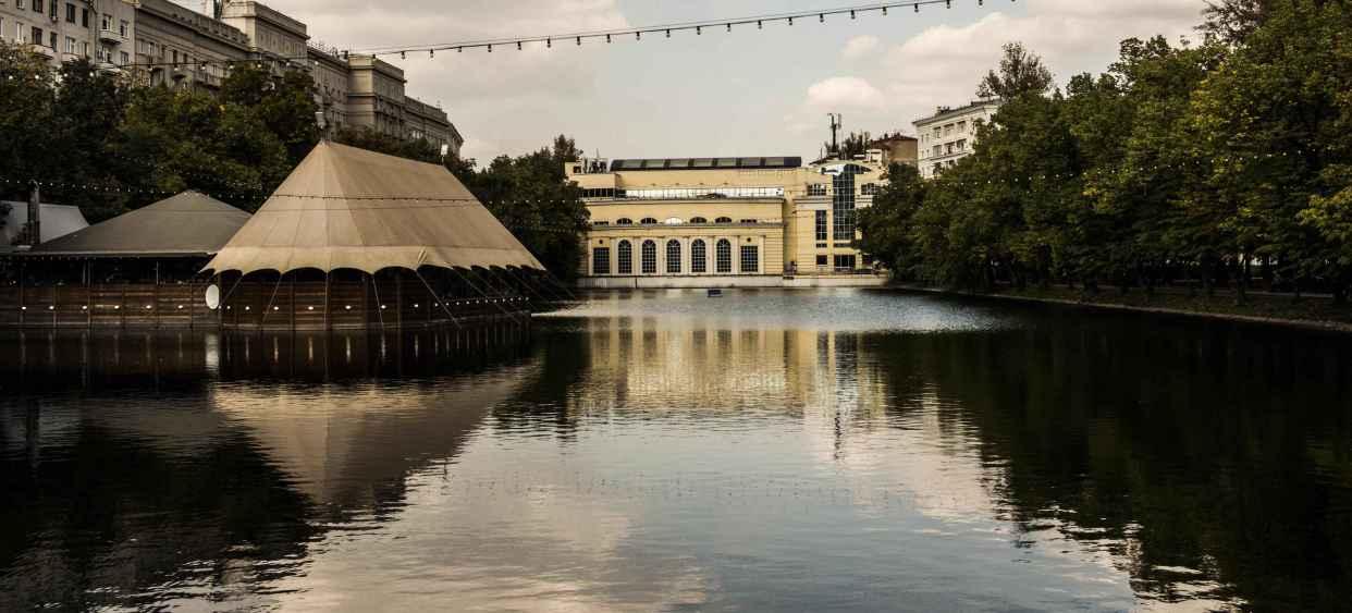 Чистые пруды : с приложением Toptriptip история России ближе