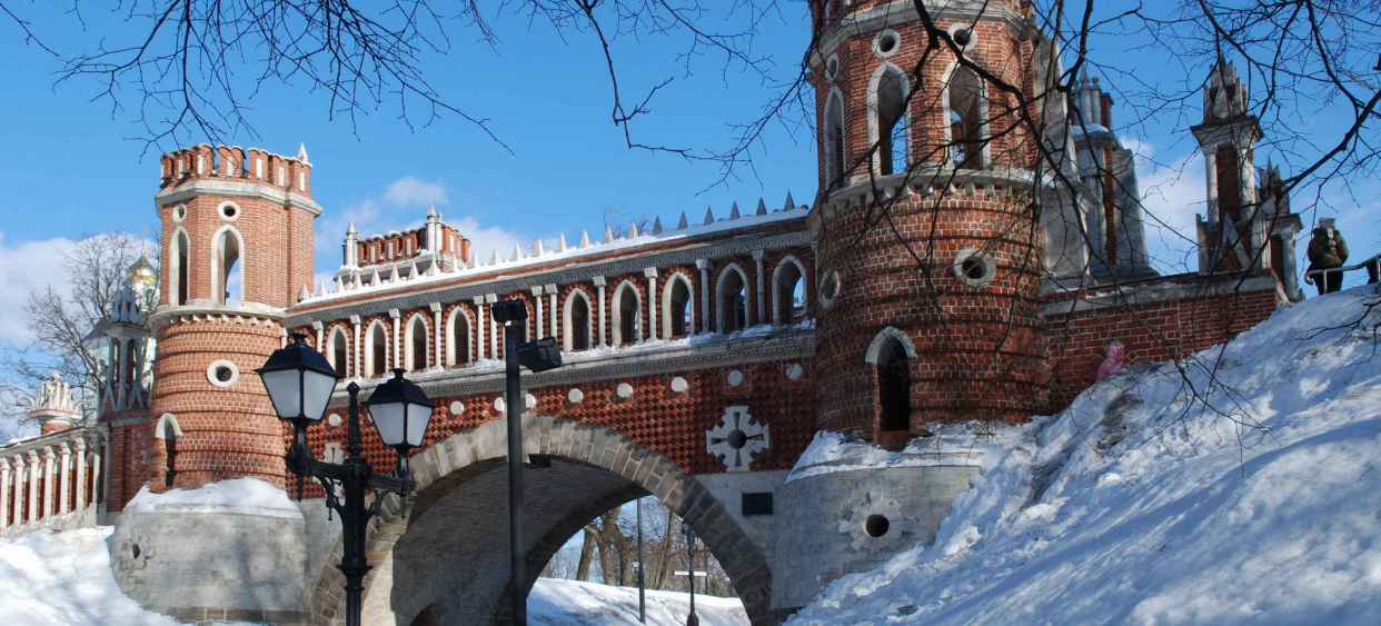 Музей-усадьба Царицыно : История в приложении TopTripTip