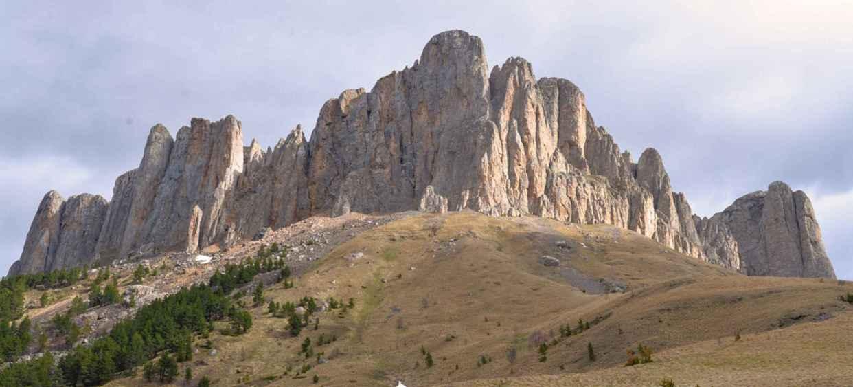 Гора Большой Тхач : приложение TopTripTip - путешествия по России